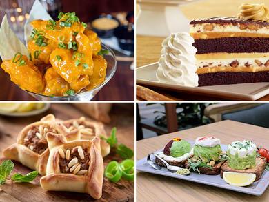 The Dubai Mall's best restaurants revealed