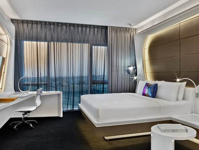 V Hotel reveals Dhs1,200 staycation deal with dinner at Namu and La Perle tickets
