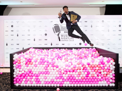 Time Out Dubai Music & Nightlife Awards 2019 – ball pit