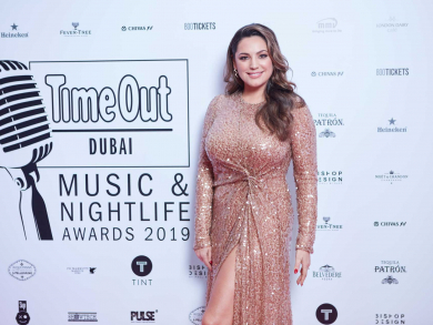 Time Out Dubai Music & Nightlife Awards 2019 arrivals