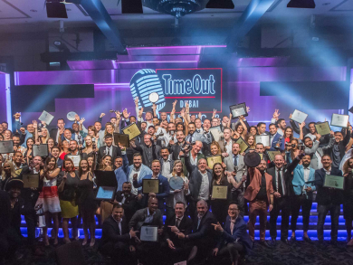 Time Out Dubai Music & Nightlife Awards 2019: Winners and Highly Commended
