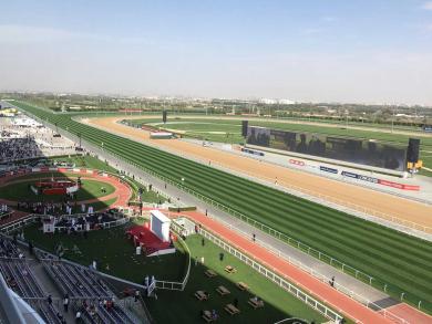 Dubai World Cup 2019: Sun is out at Meydan Racecourse