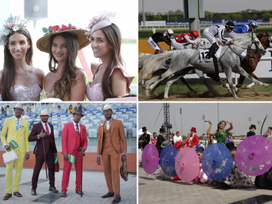 Dubai World Cup 2019: the best pictures