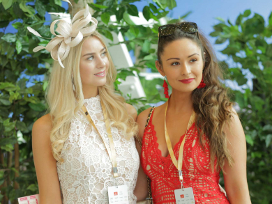 Dubai World Cup 2019: best dressed women – pictures
