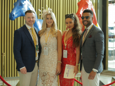 Dubai World Cup 2019: best dressed couples – pictures