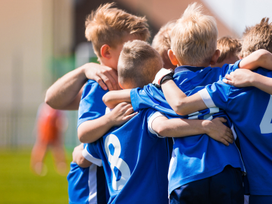 Finding the right sport for your kids