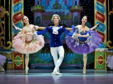 Classic ballet The Nutcracker coming to Dubai Opera