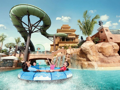 Aquaventure waterpark reveals new two-day passes