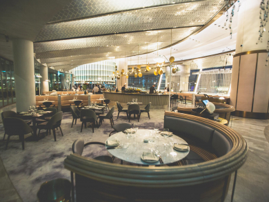 Get a pre-theatre menu at Dubai Opera's The Loft for under Dhs200
