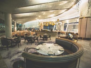 Get a pre-theatre menu at Dubai Opera's The Loft for under Dhs200