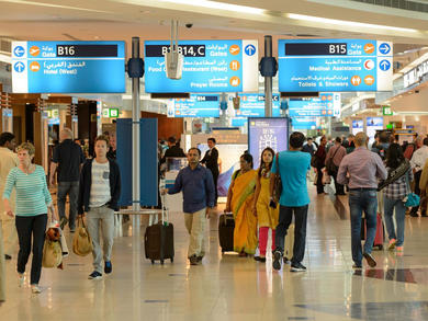 Dubai airports to shut to travelling public from Thursday March 26