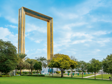 Major parks in Dubai are now open