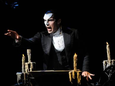 Lead actor in Dubai's Phantom of the Opera revealed