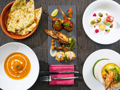 Tastes of the Capital: Three courses at brilliant Abu Dhabi restaurants for Dhs99