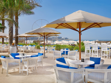 Dubai's Best Beach Bars 2019