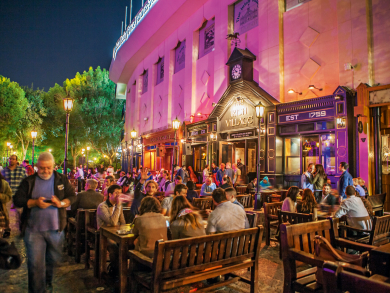 Dubai's Best Pubs 2019