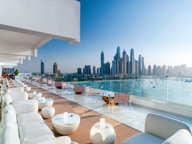 Dubai's Best Rooftop Bars 2019