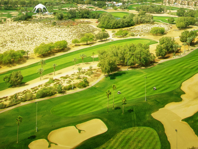 Emirates Golf Club launches night golf and meal deal