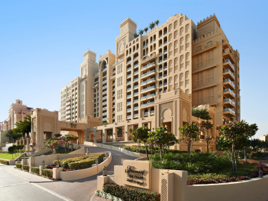 Fairmont The Palm launches bargain Dhs650 staycation