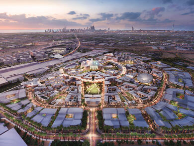 Everything you need to know about Expo 2020