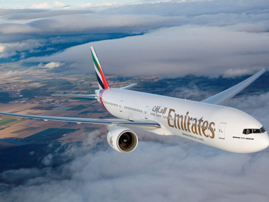 Emirates to cover North Pole flights with wi-fi and live TV