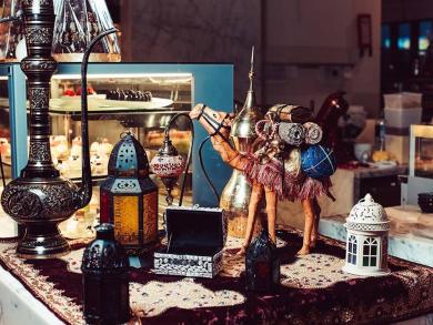 Iftar of the day: The Market at Hilton Dubai Al Habtoor City