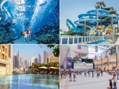 Dubai summer deals 2019: family-friendly discounts