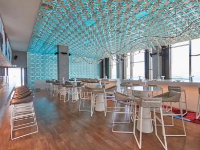 See inside Paru by Akira Back at Caesars Resort Bluewaters Dubai