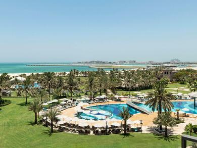 Get a bargain Dubai pool day deal at Le Royal Méridien Beach Resort & Spa