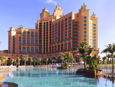 Summer deal 2019: Spa day at Atlantis The Palm