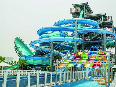 Summer deal 2019: Dhs1 Laguna Waterpark entry for kids