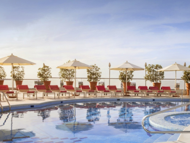 Summer deal 2019: Pool day at Towers Rotana