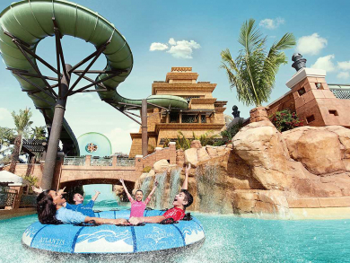 Summer deal 2019: New two-day pass at Aquaventure