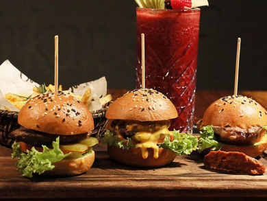 Summer deal 2019: Two for one burgers at Gürkan Şef