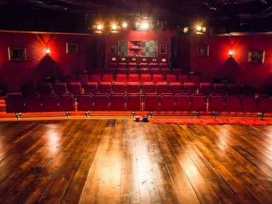 Jane Austen improv theatre night announced at Courtyard Playhouse