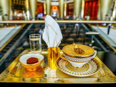 Dubai suhoor 2019: Gold on 27