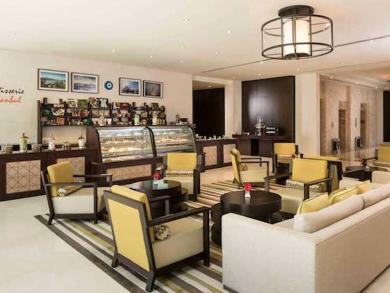Dubai suhoor 2019: Patisserie Istanbul