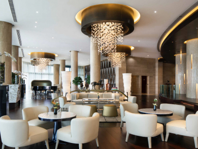 Dubai suhoor 2019: Pearl Lounge
