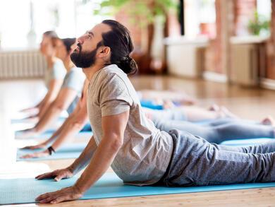Dubai's best yoga studios