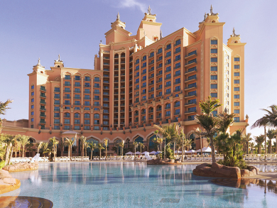 Atlantis The Palm giving away free pool passes