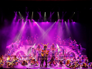 Diverse Choreography celebrates ten years with Dubai Opera show