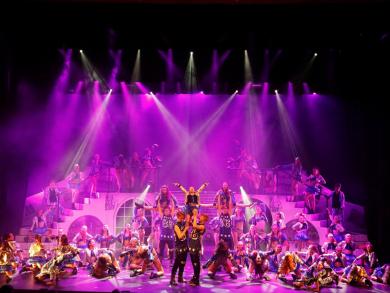 Diverse Choreography celebrates ten years with Dubai Opera show