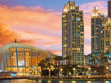Dubai Opera hosts first-ever Christmas market