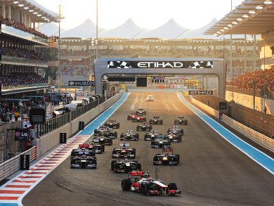The ultimate guide to the Abu Dhabi Grand Prix 2019