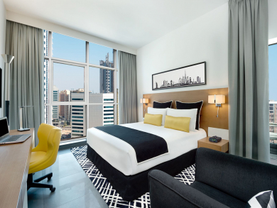 Stay at Dubai's Tryp by Wyndham for less if you're a UAE resident
