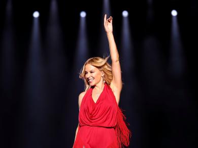 Kylie Minogue to headline Dubai Rugby Sevens 2019