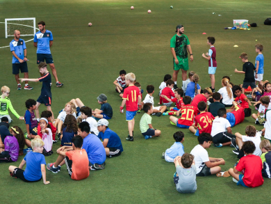 Save 20% on summer camp for future stars of sport