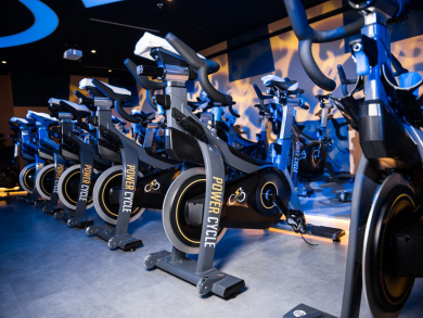 Work out for free in JLT