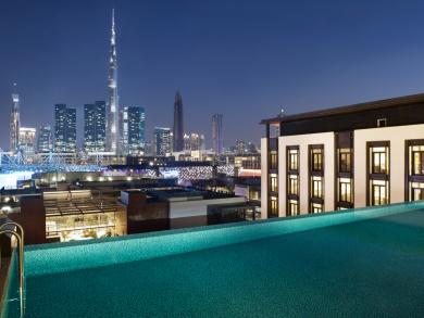 Brilliant sunset pool deal arrives in Dubai