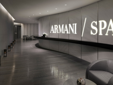 Spend your summer spa-ing at Armani/SPA